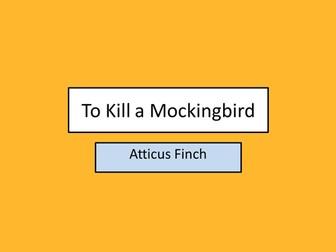 To Kill A Mockingbird - Atticus Finch Character Analysis