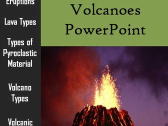 Volcanoes PowerPoint