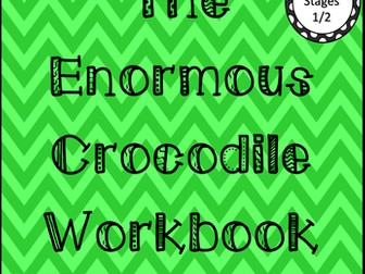 The Enormous Crocodile:- Roald Dahl