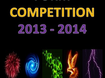 Year 8 Inter-form Competition Folder