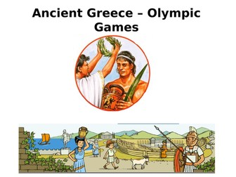 The Olympic Games in Ancient Greece History and Quiz