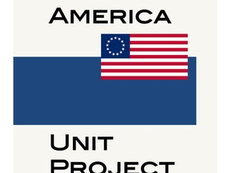 American Colonies: Student-centered unit project for Colonial America Unit