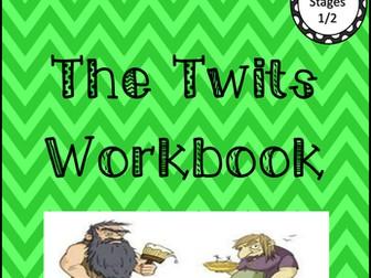 The Twits:- Roald Dahl