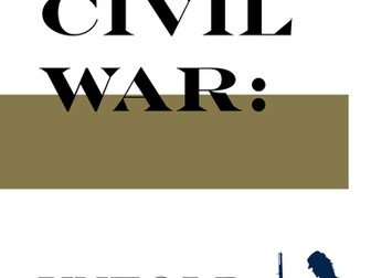 U.S. Civil War: People Activity of Untold Stories from the U.S. Civil War