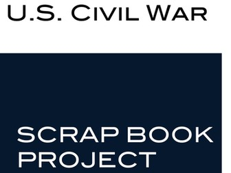 US Civil War - Children of the US Civil War Informational Text & Center Activity