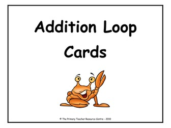 Addition Loop Cards