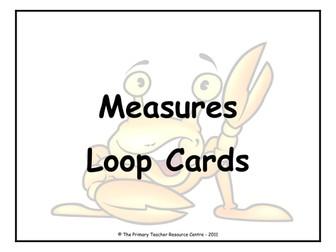 Measures Loop Cards