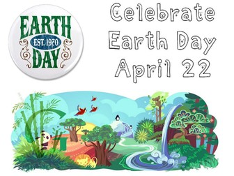 Earth Day Story and Activities