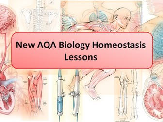 AQA Homeostasis & Response  Section Lessons