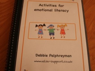 Emotional Literacy and Social Skills crafts Volume 1