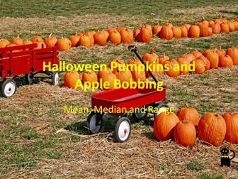 Halloween   Averages PowerPoint