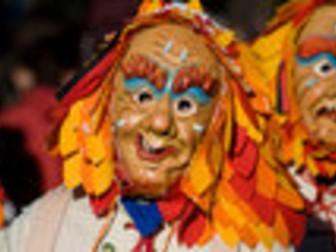 GERMAN Fasching, Fastnacht, Karneval