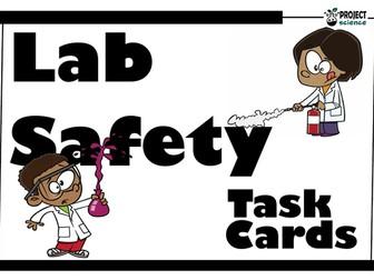 Laboratory Safety Task Cards