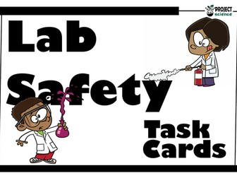 Laboratory Safety Task Cards