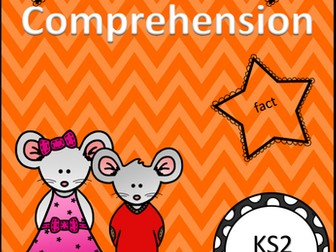 Comprehensions for KS2