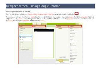 App Inventor Guide to Screens