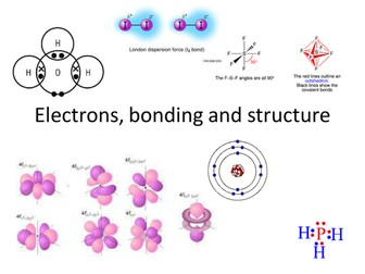 OCR AS Chemistry - Electrons, bonding and structure