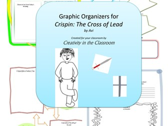 Graphic Organizers for Crispin The Cross of Lead