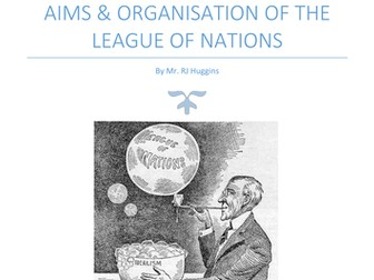 Aims & Organisation of the League of Nations