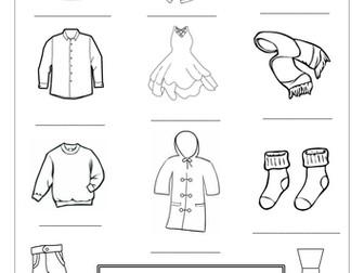 FRENCH ~ CLOTHING ~ Des Vêtements ~ Introduction