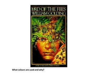 Lord of the Flies new GCSE English Literature spec AQA. Lesson1: intro, ideas and historical context
