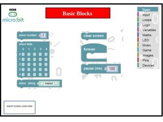 Micro:Bit Display & Resources