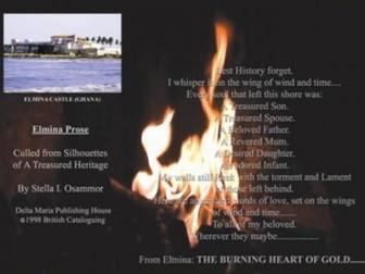 Elmina Castle Poster