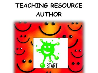 Be a successful teaching resource author