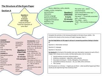 AQA Language Paper 1 Homework booklet 2