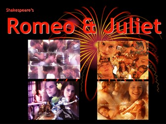 AQA Romeo and Juliet- Introduction and Prologue Lesson