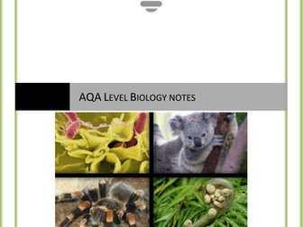 Biology AQA Notes