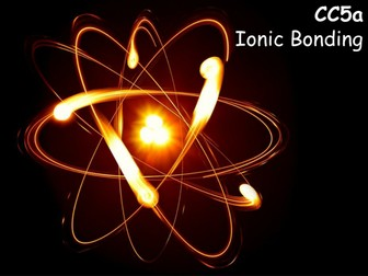 Edexcel CC5a Ionic Bonding