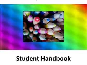 New GCSE Art Specification. Student Handbook