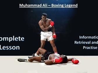 Muhammad Ali - PEE and Information Retrieval Lesson