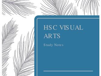 HSC Visual Arts Revision Notes