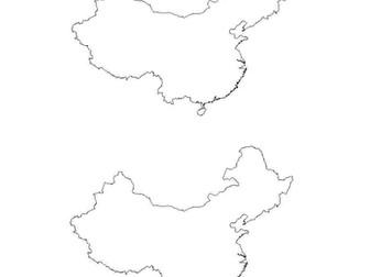 KS3 - Geography - China