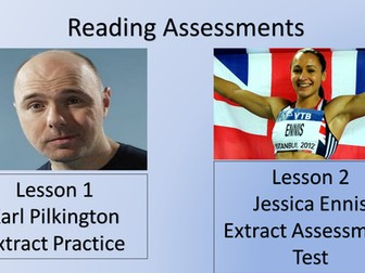 Autobiography Reading Assessments
