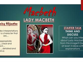 Macbeth: Lady Macbeth