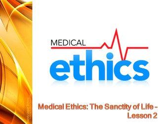 Introduction to Medical Ethics