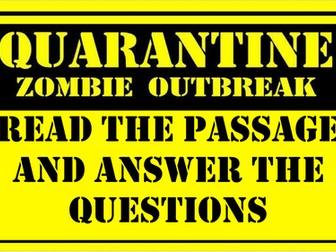 Zombie Science - Immunity