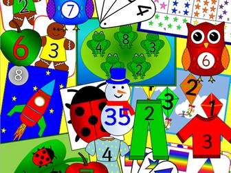 Bumper maths resource for Early Years- EYFS, Foundation stage