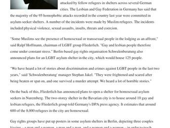 LGBT Awareness Lesson