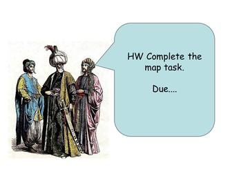 KS3: The Crusades