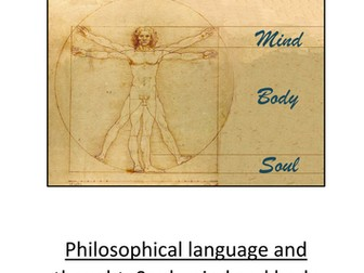 Soul, mind and body booklet