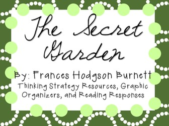 The Secret Garden: A Complete Novel Study