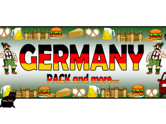 Flag of Germany Themed Pack