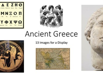 Ancient Greece Images for Display.