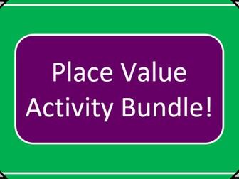 Place Value Resource Bundle