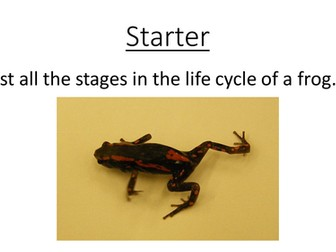 Life Cycle Assessment complete lesson for new AQA Chemistry GCSE 2016 onwards
