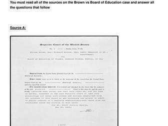 Civil rights assessment
